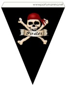 bandierina pirati